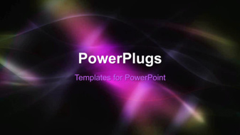 PowerPoint Template - Abstract hues